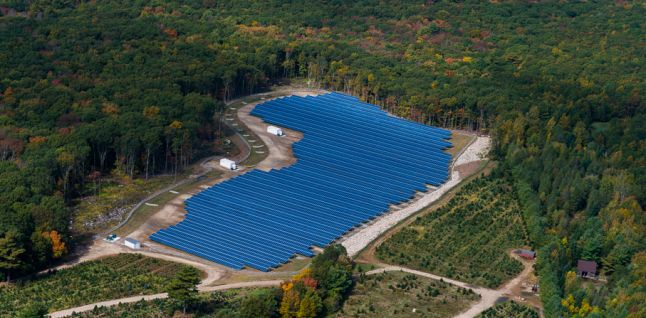 West Greenwich 2 1mw Solar Project
