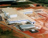 Boeing Delta IV Rocket Manufacturing Facility