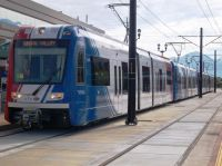 TRAX Light Rail System